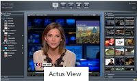 Actus (Tel Aviv, Israel) and NEWBASE (Hamburg, Germany) form cooperation for broadcast monitoring software