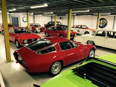 Once again the doors opened at Alfaholics on the Friday before the track day to allow visitors to see what we do here. This year, in addition to the warehouse and the workshop, we opened our storage facility resulting in a wonderful array of 25 Alfa Romeos on display with special focus on 7 GTAs (including …