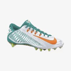 Nib nike vapor carbon elite 2014 td pf cleats sz 12.5 [657441-117]