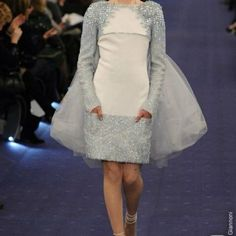 Chanel Spring Couture 2012.