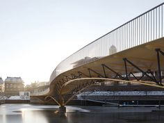 """Projects by Ney & Partners Structural Engineering : Pont """"Rode Toren"""", Zwolle. 10.052"""