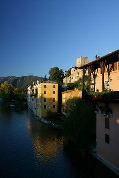 Bassano del Grappa, Veneto, Italy Vacation Places, Vacation Trips, Places In Italy, Places To Visit, Regions Of Italy, Lake Garda, Planning Board, Trip Planning, Countries Of The World