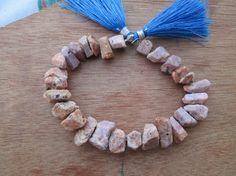 8 Full strand AAA Ruby  Natural  Crystal by JaiVyavsayBeads