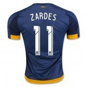16-17 Los Angeles Galaxy Cheap ZARDES #11 Away Replica Jersey [D471]