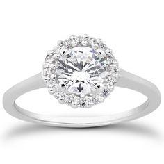 Engagement Ring Semi-mount 3036