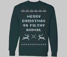 DYWYHSM: HOME ALONE CHRISTMAS SWEATER