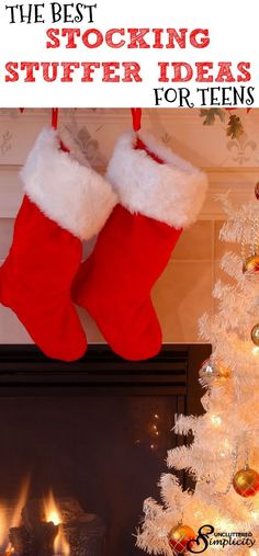 10 best stocking stuffer ideas for teens that are cool and affordable. Inexpensive Christmas gifts teen boys and girls will love. Teen Boy Christmas Gifts, Birthday Gifts For Teens, Teen Gifts, Teen Birthday, Christmas Potluck, Christmas 2017, 16th Birthday, Christmas Ideas, Christmas Crafts