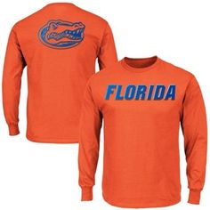 Buy Florida Gators Majestic Motivation Starters Long Sleeve T-Shirt - Orange from the Official Store of the University of Florida Gators. Gators fans buy Florida Gators Majestic Motivation Starters Long Sleeve T-Shirt - Orange. Florida Gators T Shirt, University Of Florida, Starters, Long Sleeve Shirts, Motivation, Orange, Tees, Sweatshirts, Shopping