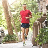 I hate running, but it's something I think I gotta learn