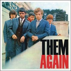 Them - Them Again on Limited Edition 180g LP