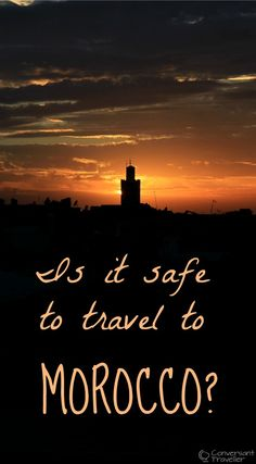Is it safe to travel