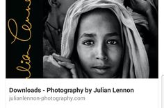 Julian Lennon - Latest updated Photography Sample PDF... <3 x