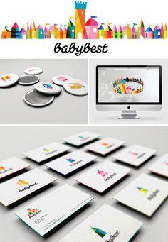 baby best concept branding