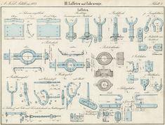Diese Unterlagen wurden von unseren Kanonenerbauern, Martin Lauterbach, Ingo Hartmann, Karl-Heinz Vollmer und Gerald Jaritz, gesichtet und dienten als Bauvorlage für unsere, nach historischem Vorbild, gebauten Vorderlader-Böller-Kanone.