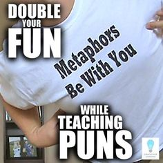 Today, we're going to show you how to double your fun while teaching Puns. Many school topics take some serious thinking to make them un-boring. But let's be real here, puns should never be boring because by nature, they're the punniest topic in school.