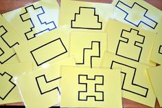 Easy DIY Block Puzzles: Practice Estimating and Counting