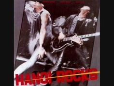 (12) Hanoi Rocks - Cheyenne - YouTube