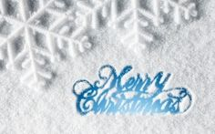 WALLPAPERS HD: Merry Christmas Snow