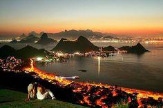 Romantic View, Rio de Janerio, Brazil