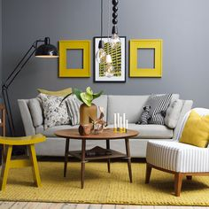 I'm COMPLETELY smitten with Yellow!! love this!