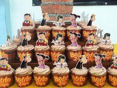 El chavo cupcakes