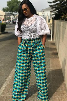 is an African fashion and lifestyle website that showcase trendy styles and designs, beauty, health, hairstyles, asoebi and latest ankara styles. African Blouses, African Lace Dresses, African Dresses For Women, African Attire, African Wear, African Fashion Ankara, Latest African Fashion Dresses, African Print Fashion, Fashion Pants
