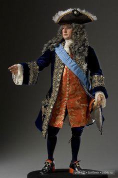 Филипп I, герцог Орлеанский (21 сентября 1640 — 8 июня 1701) — сын Людовика XIII Французского и Анны Австрийской, младший брат Людовика XIV Французского. Имел титулы «Единственный брат короля» и «Месье». Родоначальник Орлеанской ветви дома Бурбонов.