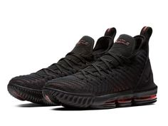 7c25a6130e11 Nike Officially Unveils the LeBron 16 Fresh Bred Lebron 16