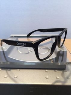 Oakley Frogskins Matte Black Frame Fast Free S/H