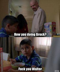 Breaking Bad: Brock & Walt