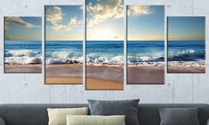 Up To 45% Off on Gallery Wrapped Canvas Art Print | Groupon Goods