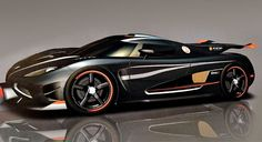 Koenigsegg One:1 concept