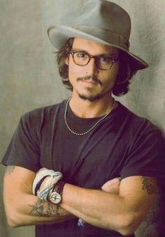 Johnny Depp style