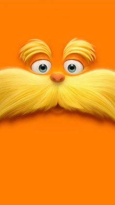 """Movies Wallpaper for iPhone from moviemania.io The Lorax Phone Wallpaper Wallpaper for """"The Lorax"""" Emoji Wallpaper Iphone, Disney Phone Wallpaper, Cartoon Wallpaper Iphone, Wallpaper Samsung, Cellphone Wallpaper, Wallpapers Android, Movie Wallpapers, Cute Cartoon Wallpapers, Der Lorax"""
