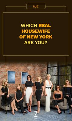 Which Real Housewife of New York City Are You? Housewives Of New York, Real Housewives, Zimbio Quizzes, Quiz Me, Something About You, Personality Quizzes, Housewife, New York City, Movie Posters