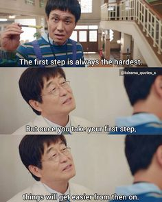 Korea Quotes, Quotes Drama Korea, Korean Drama Quotes, Korean Drama Best, Korean Drama Movies, Korean Dramas, It Will Be Ok Quotes, Hyun Seo, Drama Funny
