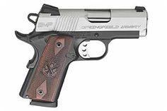 Springfield Armory Semi-Automatic Pistol 1911 EMP (Enhanced Micro Pistol) - Click to see Larger Image