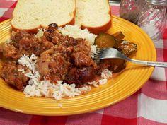 Chicken Gizzards with Gravy : Taste of Southern