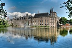 house of parlement, the Hague, the Netherlands