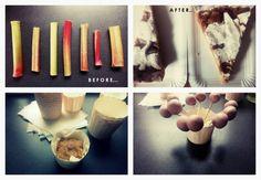 rebarbara mámor Cupcake, Eggs, Breakfast, Food, Morning Coffee, Cupcakes, Essen, Cupcake Cakes, Egg