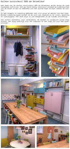 school interieur inrichting