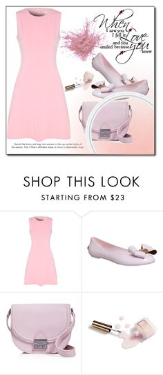 """""""#124"""" by fashion-pol ❤ liked on Polyvore featuring MAKE UP FOR EVER, True Decadence, Ted Baker, Loeffler Randall and Ciaté"""