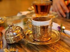 turkish-coffee-served-in-a-traditional-turkish-metall-dish-cap