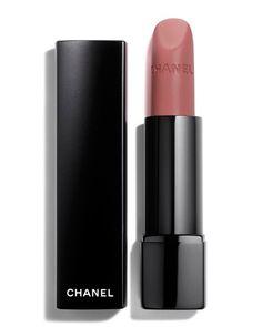 Chanel Rouge Allure Velvet Extrême € / 1 g) Chanel Lipstick, Chanel Makeup, Matte Lipstick, Lipstick Tube, Lipsticks, Liquid Lipstick, Matte Lip Color, Lip Colour, Ysl Beauty