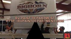 RV paint chino collision center. 909-300-5409. http://rvpaintdepartment.com RV collision repair Adelanto - San Bernardino Co. RV collision newport beach, RV ...