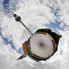 Alexanderplatz Planet by Andrea Calistri on 500px