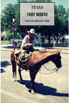 . My favorite places to visit in Fort Worth, Texas