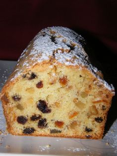 Fruit Bread, Banana Bread, Apple Cake, Cake Cookies, Food To Make, Cake Recipes, Caramel, Recipies, Muffin