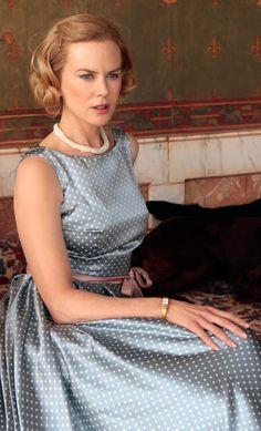 Nicole Kidman <3  Grace of Monaco  '14 por Cnel. Douglas Mortimer