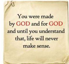 Purpose!